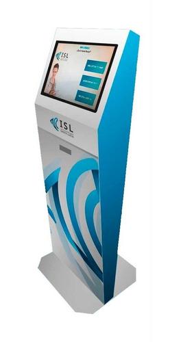 Sistema De Turnos | Totem Terminal Digital Autogestión