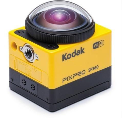 Kodak Pix Pro 360 + Todos Los Accesorios+tarjeta Mem.