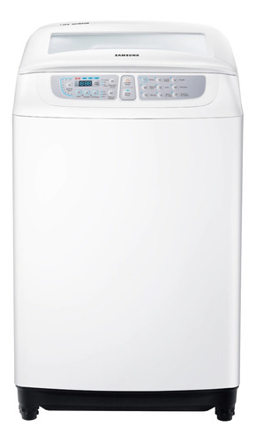 Lavarropas Automático Samsung Carga Superior Wa70f5s4u Blanco 7kg 220v