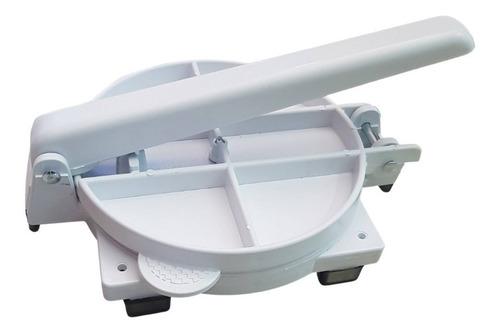 Maquina Tortillera Manual Plástico Resistente Cuerpo Acero B