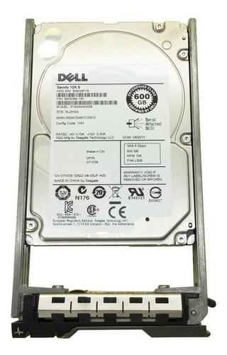 Disco Rígido Interno Dell 7yx58 600gb