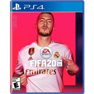 Juego Playstation 4 Fifa 2020 Ps4