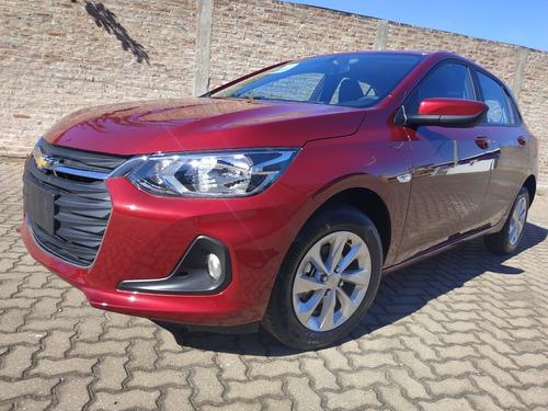 Nuevo Chevrolet Onix Ltz 1.0 Manual - Promoción Mayo