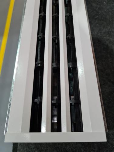 Difusor Linear 3 Vias Ar Condicionado Dl35 / Vsd35 ( 1metro)