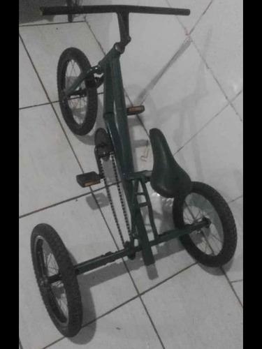 Bicicleta Trisiculo Aro 16 Usado