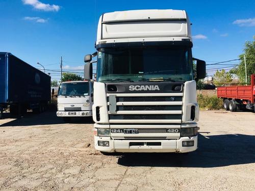 Scania 124 L 420 Top Line