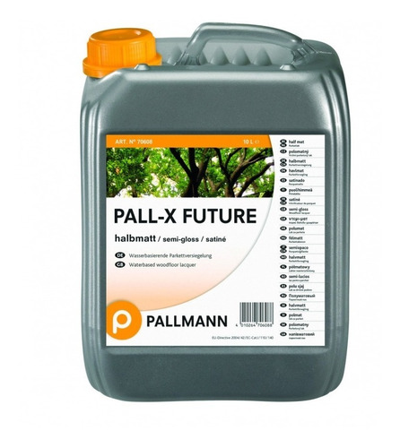 Hidrolaca Pallmann Future (transito Medio)