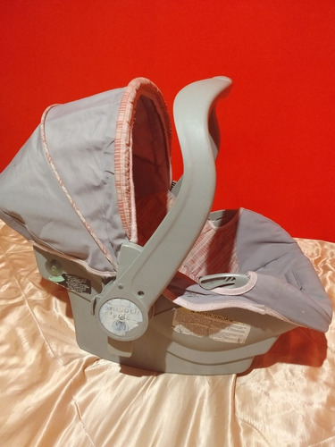 Huevito Infanti Color Rosa Y Gris