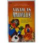 Livro Vivam As Marionetes! Judy Bartel Ed Vida Fantoches