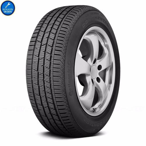 Neumáticos Continental Crosscontact Lx 245 65 17 Vw Amarok