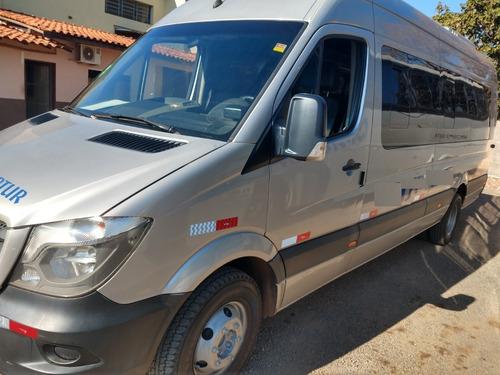 Van Microonibus Sprinter Mercedes 515 21 Lugares Ano 2018