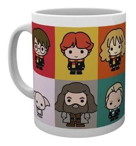 Mug Harry Potter Chibi - Potterhead