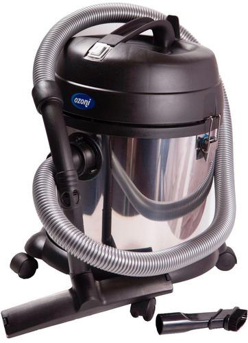 Aspiradora Ozoni 20 Lts Polvo Agua Inoxidable Gtia 3 Año Pcm