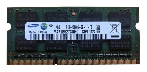 Memória Ram Color Verde  4gb 1x4gb Samsung M471b5273dh0-ch9
