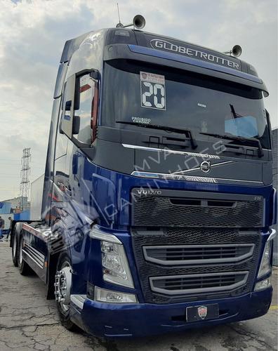 Caminhão Volvo Fh 460 6x2t I-shifit