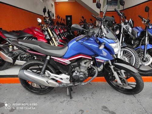 Honda Cg 160 Titan 2020 8 Mil Km Bel Motos