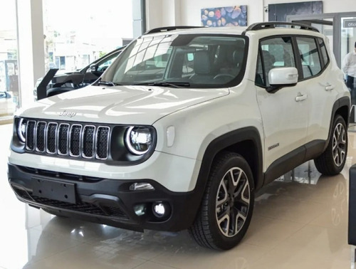 Jeep Renegade Longitude 1.8 Fwd At6 0km