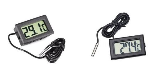 Termometro Digital Sensor 1m. Temperatura Grados Ambiental