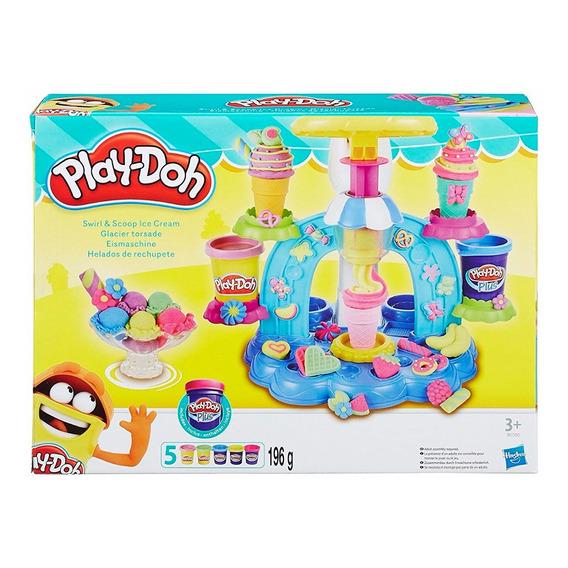 Play Doh Masa Fantásticos Helados Original Hasbro