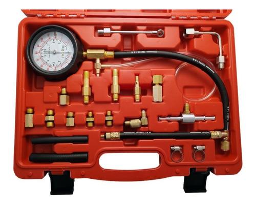 Manómetro Para Presión De Bomba De Gasolina 0 A 140 Psi