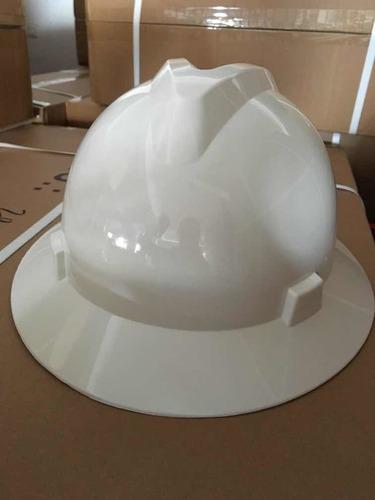Cascos Blanco Tipo Ponchera (supervisor)