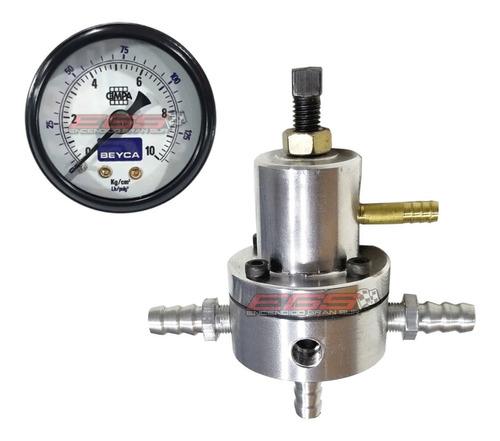 Dosador Presion Nafta / Metanol Turbo Nitro Con Reloj   Egs