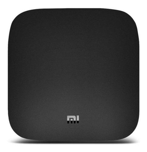 Xiaomi Mi Box  De Voz 4k 8gb  Negro Con 2gb De Memoria Ram