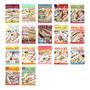 Kit 17 Revistas Ponto Cruz & Crochê Banho Ed. Centra Lote 1