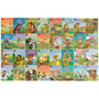 Coleção Livro Infantil 34 Livros 13 X 10 Cm 12 Páginas