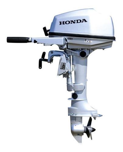 Motor Honda Bf 5 Hp Pata Larga 0km 4t * Sarthou