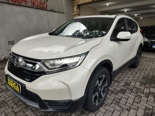 Honda Cr-v 2018 1.5 Touring Turbo Aut. Garantia De Fabrica