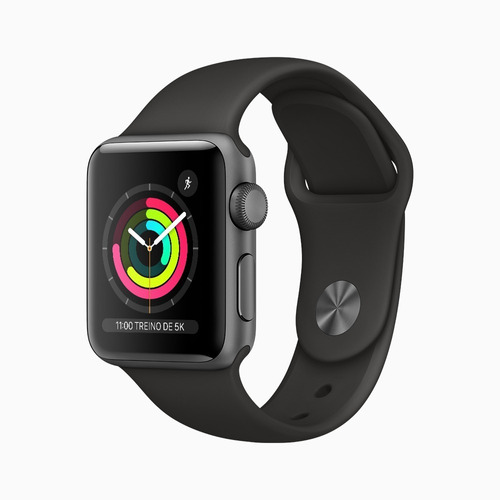 Apple Watch Series 3 (gps) 38mm - Alumínio