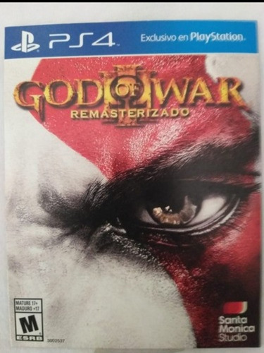 God Of War Remastered Ps4