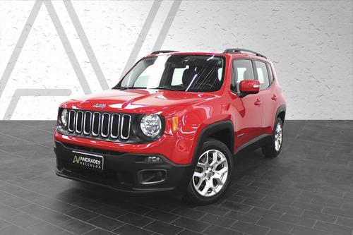 Jeep Renegade Lgtd Flex Completo Automatico 2016