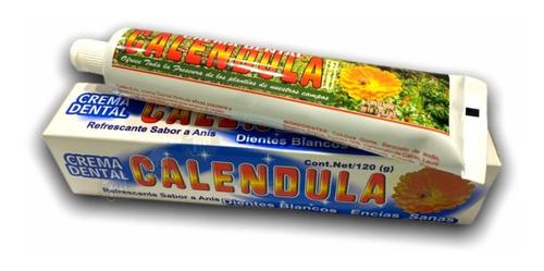 Crema Dental De Caléndula 100% Orgánic - g a $107