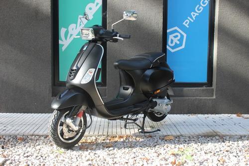 Scooter Vespa Sxl 150 Negro Financiación Cuotas Fijas No Pcx