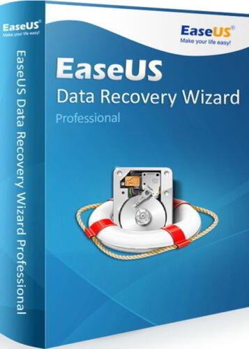 Easeus Data Recovery Wizard Pro 11.9 Recuperação Partições