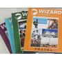 4 Livros Inglês Wizard Pearson Teens E Professional W4 W6 Cd