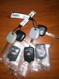 Control Alarma Toyota Corolla 2003/2008 Programacion
