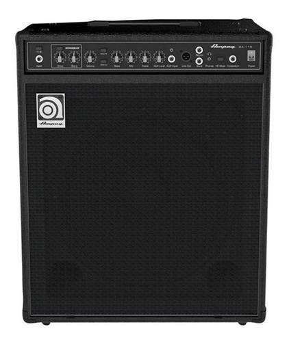 Amplificador Ampeg Bassamp Series Ba-115 Combo 150w Negro 220v - 240v