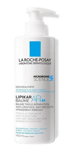 Creme Hidratante La Roche-posay Lipikar Baume Ap+ M 400ml