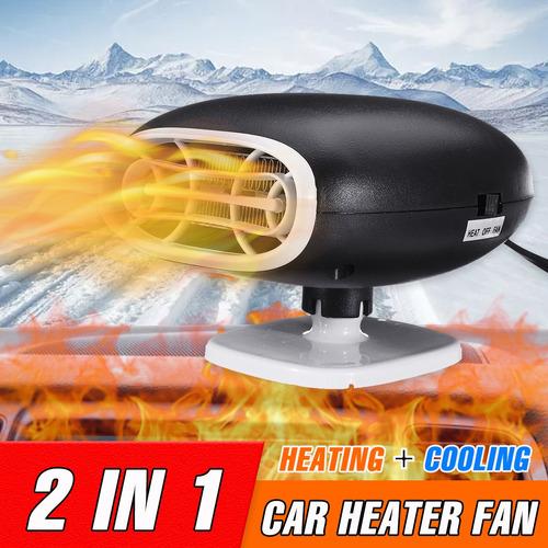 12v 300w Carro Aquecedor Ar Refrigerador Ventilador Pára-bri