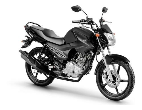 Factor 125i Ubs Yamaha 2022 0km Preto