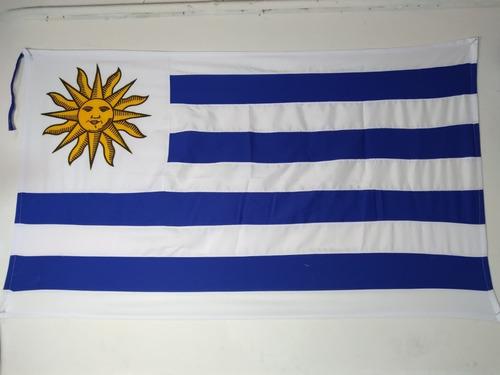 Bandera De Uruguay De Buena Calidad, No China, Pabellones
