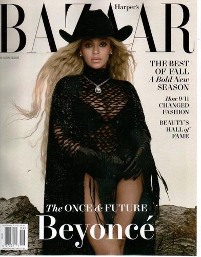 Harper's Bazaar revista Sofisticada, Elegante E Provocativa