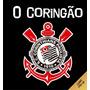 Livro O Coringão Pop Up (corinthians)