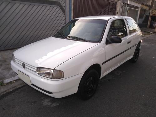 Volkswagen Gol 1996 1.6 3p Álcool