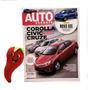 Revista Auto Esporte Corola, Civic E Cruze Nº 623
