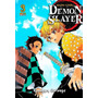 Livro Demon Slayer: Kimetsu No Yaiba 3