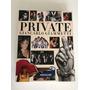 Luxuoso Livro Book Private, Giancarlo Giammetti